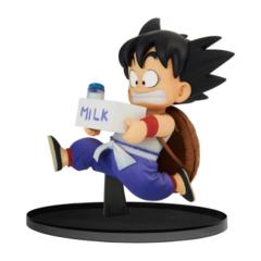 Banpresto - Dragon Ball: Son Goku w/ Milk World Colosseum