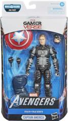 Marvel Legends Gamerverse - Captain America (BAF Joe Fixit)