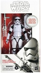 Star Wars The Black Series(First Edition): First Order Stormtrooper