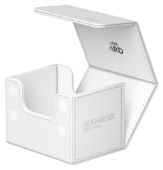 Ultimate Guard Sidewinder 100+ XenoSkin Monocolor - White