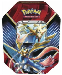 Pokemon Legends of Galar Tins: Zacian V