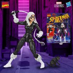 Marvel Legends Spider-Man Retro Wave - Black Cat