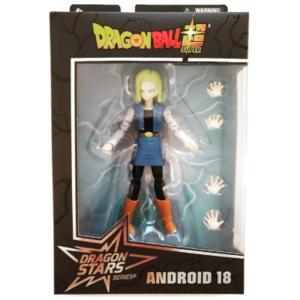 Dragon Ball Super – Dragon Stars Android 18 Figure (Series 12)