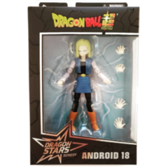 Dragon Ball Super – Dragon Stars Android 18 Figure (Series 12)