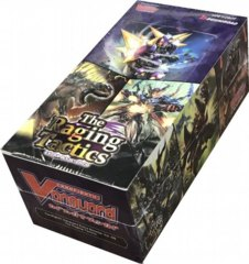 The Raging Tactics Booster Box
