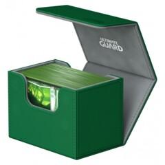 Ultimate Guard Sidewinder XenoSkin 100+ Deckbox - Green