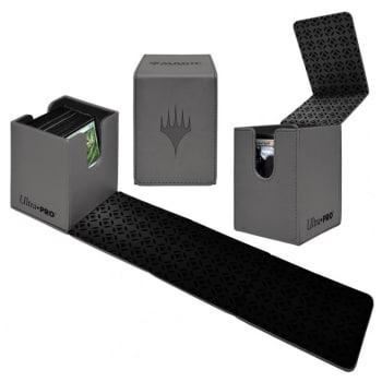 Ultra Pro Alcove Flip Box - Commander Grey