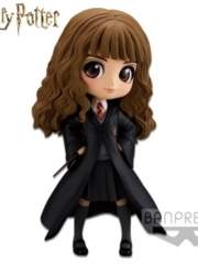 Banpresto - Q Posket: Hermione w/Wand (Normal Version)