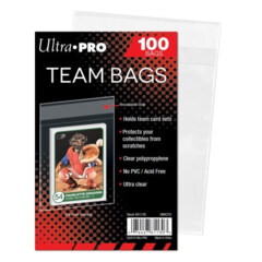Ultra Pro: Team Bags - 100ct
