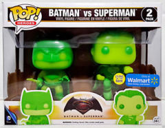 Batman vs Superman (Walmart Exclusive 2-Pack)
