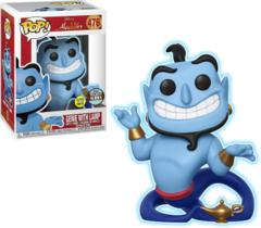 Aladdin Genie with Lamp Specialty Series #476