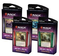 Throne of Eldraine - Brawl Deck (Set of 4)