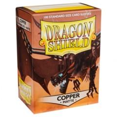 Dragon Shield 100 Standard: Copper