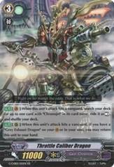 Throttle Caliber Dragon - G-CHB01/015EN - RR