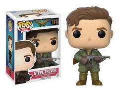 #173 Wonder Woman Movie: Steve Trevor