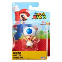 Super Mario - Blue Toad