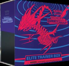 Pokemon TCG Sword & Shield Darkness Ablaze Elite Trainer Box