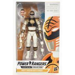 Power Rangers Lightning Collection: Mighty Morphin White Ranger