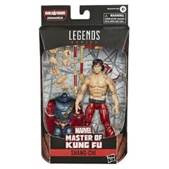 Marvel Legends: Shang-Chi