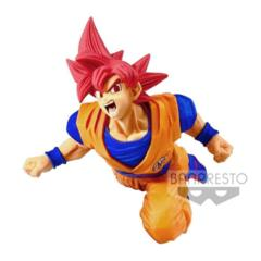 Banpresto - Dragon Ball: Super Saiyan God Son Goku FES