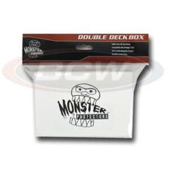 Monster Double Deck Box: White