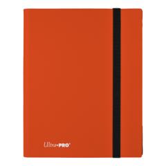 Eclipse Pro Binder: Pumpkin Orange