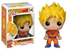 #14 Dragon Ball Z: Super Saiyan Goku