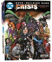 DC Comics Deck-Building Game: Crisis Expansion (Pack 4)