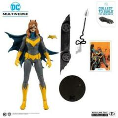 DC Multiverse: Batgirl Art of The Crime