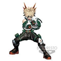 Banpresto - My Hero Academia: Katsuki Bakugo Enter the Hero