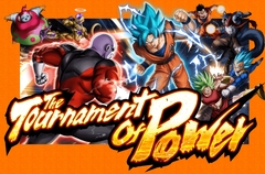 The Tournament Of Power (DBS-TB01) - Booster Box