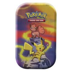 Kanto Power Mini Tin: Vulpix/Pikachu