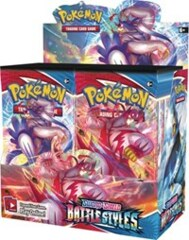 Pokemon TCG Battle Styles Booster Box