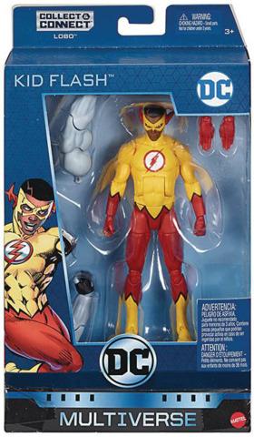 Multiverse: Kid Flash