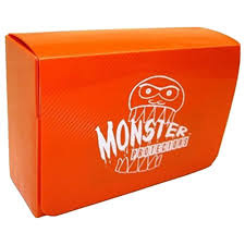 Monster Double Deck Box: Orange