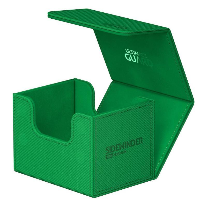 Ultimate Guard Sidewinder 100+ XenoSkin Monocolor - Green