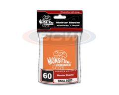 Monster Logo Sleeves: Orange
