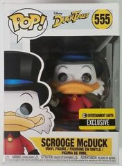 Ducktales Scrooge McDuck #555