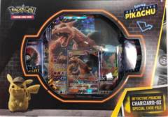 Detective Pikachu Charizard GX Special Case File