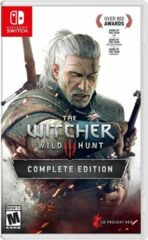 The Witcher Wild Hunt Complete Edition - Nintendo Switch