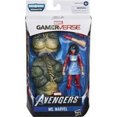 Marvel Legends: Ms. Marvel Gamerverse (Abomination BAF)