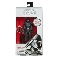Star Wars The Black Series(First Edition): Second Sister Inquisitor