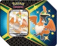 Pokemon TCG Shining Fates Tin - Cramorant V
