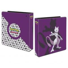 Pokemon Mewtwo 2 3-Ring Binder