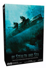 By Stealth and Sea: Italian Human Torpedo Attacks During the Second World War Board Game
