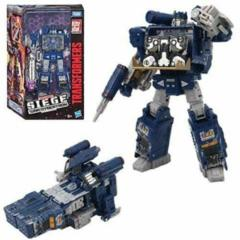 Transformers Siege - War for Cybertron: Soundwave