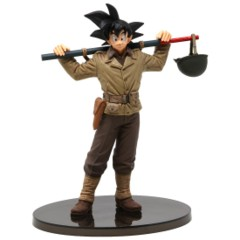 Banpresto - Dragon Ball: MIlitary Son Goku World Colosseum