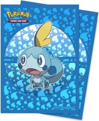 Ultra Pro - Pokemon Deck Protector Sleeves: Sword and Shield - Sobble 65ct