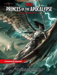 Dungeons & Dragons: Princess of the Apocalypse