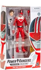 Power Rangers Lightning Collection The Force Red Ranger